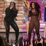 'Idol' Clips: Chaka and Fantasia in Catsuits, J. Holliday, More