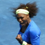 Serena Williams Continues Clay Court Perfection