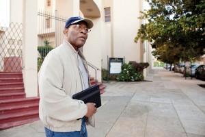 Pastor Amos Brown
