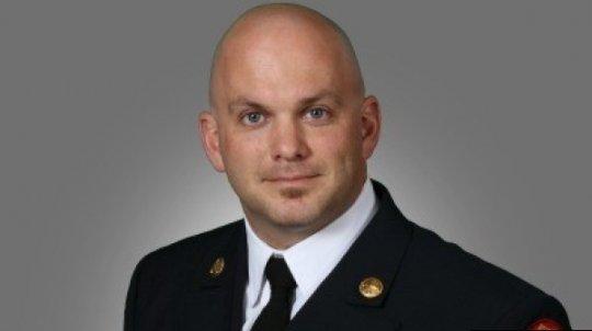 Capt. Brian Beckmann