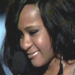 Video: Bobbi Kristina Thanks Fans at BMA's Whitney Tribute