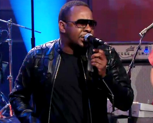 bobby brown on leno