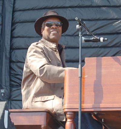 Booker T. Jones (Jazz - Reggaefest)