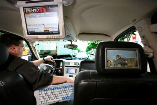 cars wifi