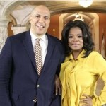 Newark Mayor Cory Booker Headed to 'Oprah's Next Chapter'