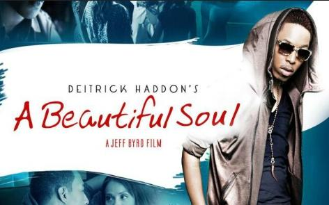 deitrick haddon (a beautiful soul poster)