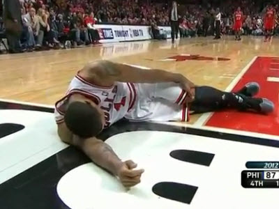 derrick rose acl injury