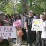 Over 150 Students Suspended from Detroit High School After Walk-Out (Video)