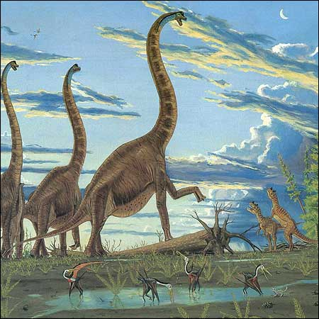 dinosaurs farted extinction