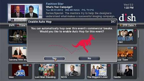 dish network auto hop