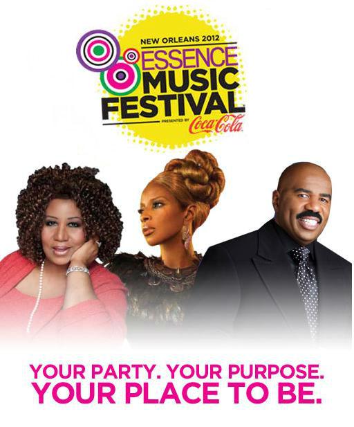 essence music festival promotion