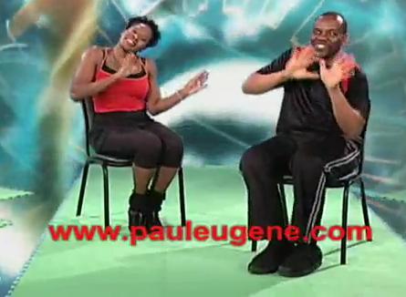gospel chair praise aerobics