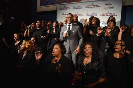 pastor charles jenkins and choir
