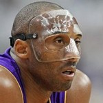 Kobe Bryant's 'Sweaty' Mask Auctioned Off for Thousands