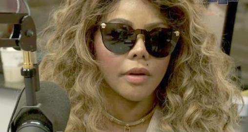 lil kim (on breakfast club)