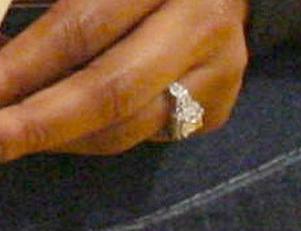 meagan good engagement ring