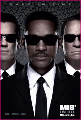 men in black3 poster