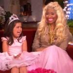 Video: Nicki Minaj Talks Responsibility to Young Fans