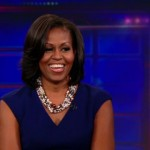Michelle Obama Addresses Her Man's Drug Past on The Daily Show (Video)