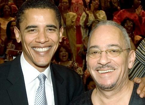 president obama & jeremiah wright