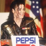 Pepsi Back in Business With Michael Jackson