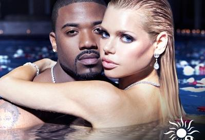 ray j & sophie monk