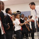 Romney's Outreach to Blacks, Good Photo-Ops But not Much Else