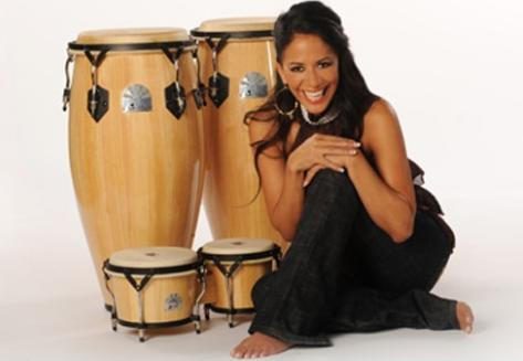 sheila e (and her congas)