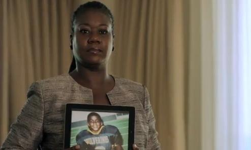 trayvon martin's mother sybrina fulton
