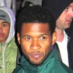 Usher Preparing to Play Sugar Ray Leonard