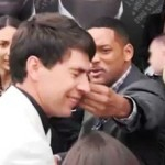 Video: Will Smith Smacks Reporter at Moscow's 'MIB3' Premiere