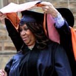 Princeton Gives Aretha Franklin an Honorary Doctorate