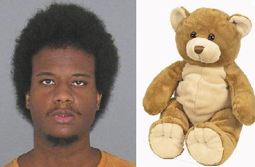 charles marshall & teddy bear