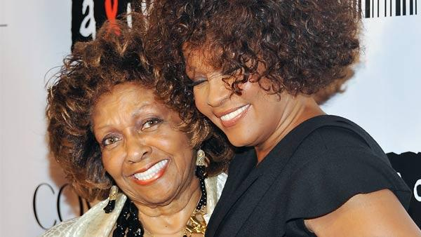 cissy houston & whitney houston