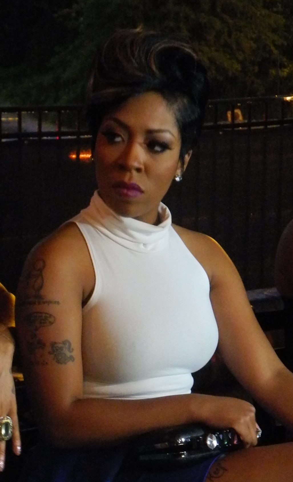 June 18  2012  K Michelle Son
