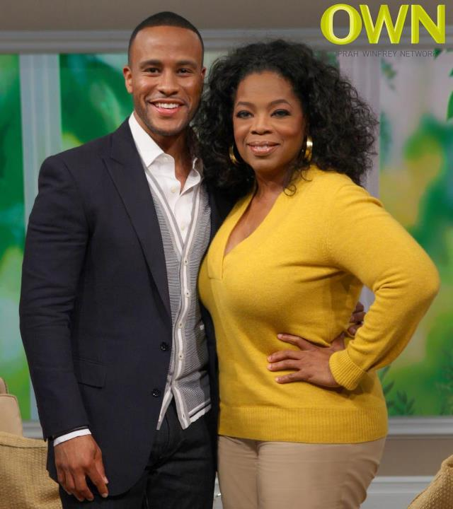 Devon Franklin & Oprah