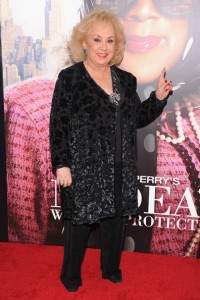 "Actress Doris Roberts attends ""Tyler Perry's Madea's Witness Protection"" New York Premiere at AMC Lincoln Square Theater on June 25, 2012 in New York City"