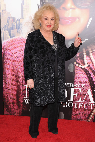 """Actress Doris Roberts attends """"Tyler Perry's Madea's Witness Protection"""" New York Premiere at AMC Lincoln Square Theater on June 25, 2012 in New York City"""