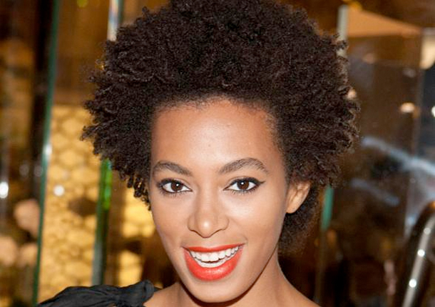 Singer Solange Knowles is 27 today