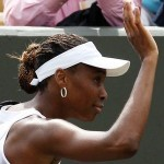Venus Williams Out of Wimbledon after First Round Loss