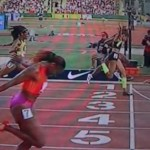 Two Runners Tie for Olympic Spot Wait for Tie Breaking Decision (Video)