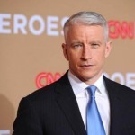 Anderson Cooper Calls Fellow Male Airline Passenger, 'Bitch'