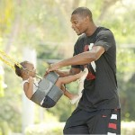 Chris Bosh Gets a Big NO from Judge: Can't Take Daughter to Olympics