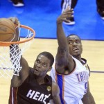 Heat Take Game 2 from Thunder 100-96; Series Tied & Moves to Miami (Video)