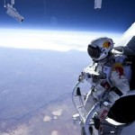 Daredevil Takes Ultimate Jump from Space to Earth