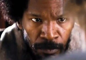 """Jamie Foxx as Django in Columbia's """"Django Unchained"""""""