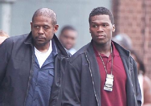 forest whitaker & 50 cent