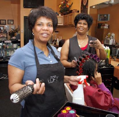 guille's dominican hair salon