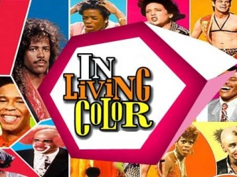 in living color (logo)