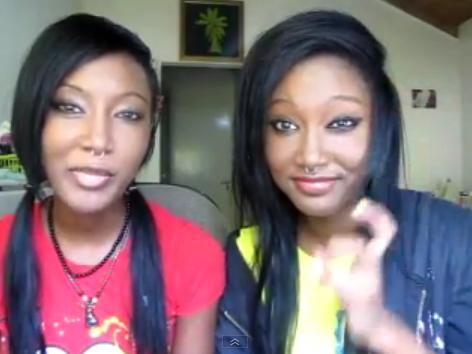 jamaican twins